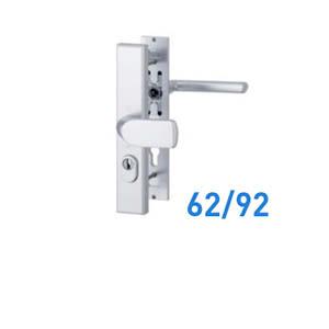 S2 (Hoppe) SKG 3 sterren deurbeslag (PC62/92)
