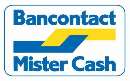 Betalen met Mister Cash en Bancontact - slotencilinder.nl