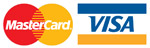 Betalen met Credit Card, MasterCard en Visa bij slotencilinder.nl